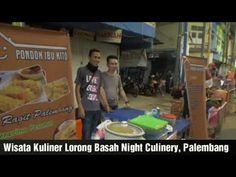 Wisata Kuliner di Lorong Basah Culinery Night |