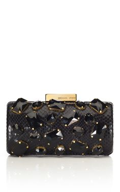 Michael Kors Resort 2013 clutch. i would love this even more if it was a huge purse.