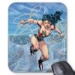 Wonder Woman Trinity Comic Cover #16 Mouse Pad #Superman