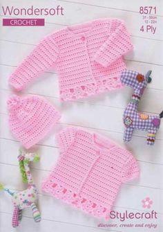 stylecraft-baby-crochet-pattern-8571-chunky-super-chunky-3004294-0-1391945296000.jpg (366×520)