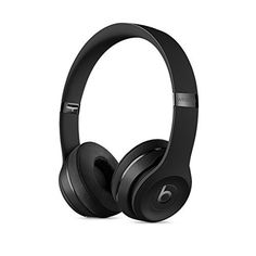Buy Now Beats Solo3 Wireless On-Ear Headphones Connect via Class 1 Bluetooth with your device for wireless listening. Up to 40 hours of battery life for multi-day use. Adjustable fit with comfort-cushioned ear cups made for everyday use. Take calls, control your music and activate Siri with the multi function on-ear controls