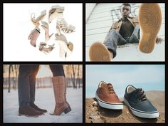 Great Sales in Footwear from Black Owned Brands - Shop With Leslie Ankle Boots, Footwear, Stuff To Buy, Men, Shopping, Black, Fashion, Ankle Booties, Moda