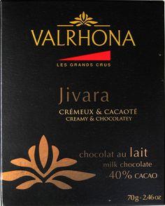 Valrhona Jivara Schokolade