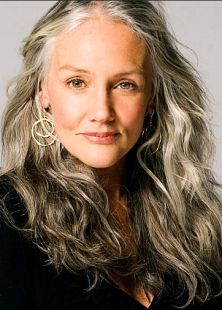 Cindy Joseph, 60, has appeared in campaigns for Olay, Target and D&G since going gray.
