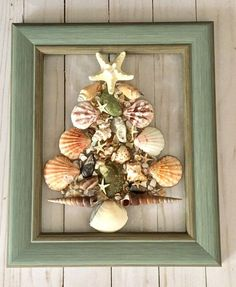11 x 13 Beach Glass Window Art/Window Art/Holiday Glass Art/Resin Art/Sun Catcher/Seashell Art/Unique Coastal Decor/Great Christmas Gift  This handcrafted beach glass window art is a perfect way to add that coastal feel to your home. As artwork it can be hung anywhere in your home. As a sun catcher