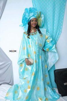 African Wedding Attire, African Attire, African Wear, African Fashion, Frock Fashion, Fashion Outfits, Womens Fashion, African Dresses For Women, African Women