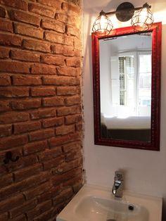 detalle lavabo en doble superior