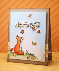 Avery Elle: Missing You - card by Yainea