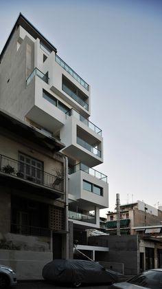Gallery of Urban Cubes / KLab - 12