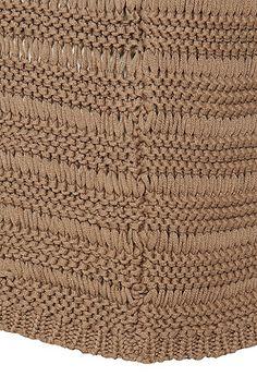 Grobstrick-Pullover aus reiner Baumwolle: 'Silvetta'
