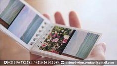 Idées déco et cadeaux Photobook Modèle Prime Design: N'hésitez pas à nous contacter ... Nous vous souhaitons la bienvenue ... Tél: 96 782 281 / 26 602 389