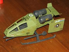 GI Joe Hawk, one of my favorite small toys as a kid
