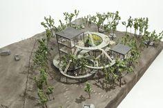 Land Watcher| ondesign #organicarchitecture