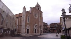 ''Piazza Duomo'' - Lucera