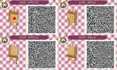 Animal Crossing: New Leaf & HHD QR Code Paths — acnlcepelu: ◌ Path 4 colors Animal Crossing: New Leaf & HHD QR Code Paths — acnlcepelu: ◌ Path 4 colors. Animal Crossing: New Leaf & HHD QR Code Paths — acnlcepelu: ◌ Path 4 colors ◌ If you like it,. Acnl Pfade, Animal Crossing Qr Codes, Acnl Paths, Motif Tropical, Ac New Leaf, Brick Path, Happy Home Designer, Single Wide, Vestidos