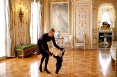 theirroyalhighnessespost: December 2015-Princess Charlene and Hereditary Prince Jacques