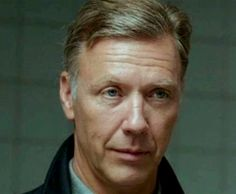 <3 Mikael Persbrandt <3 This guy right here... I have the biggest crush on him and I don't know why.
