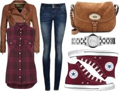 """""""ditched"""" by thepolyvorecollection ❤ liked on Polyvore"""
