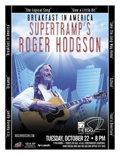 Roger Hodgeson from Supertramp