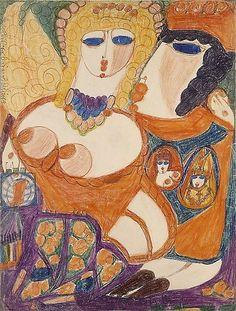 #ARTIST Aloïse Corbaz