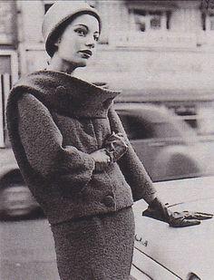 Pierre Cardin for Dior, 1957