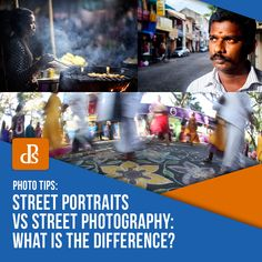 Street Portraits vs Street Photography: What is the Difference? - Street Portraits vs Street Photography: What is the Difference? Photography Editing, Photography Portraits, Learn Photography, Narrative Elements, Street Photography People, Street Portrait, Digital Photography School, Photographs Of People, Photo Tips