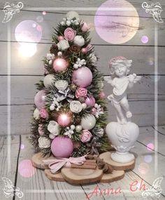 """Купить Новогодняя Елочка """"Нежность"""" - Новый Год, елка, Декор, новогодняя елка, оригинальный подарок"""