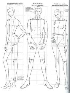 Libro de diseño de moda Fashion Illustration Template, Fashion Sketch Template, Fashion Model Sketch, Fashion Design Template, Fashion Design Sketchbook, Fashion Design Portfolio, Fashion Illustration Dresses, Fashion Templates, Fashion Sketches