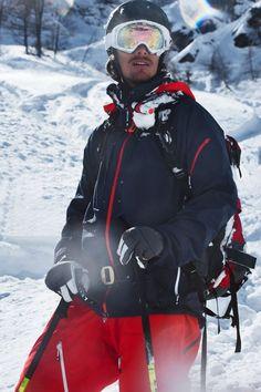 Peak Performance Heli Alpine Jacket and Pants.