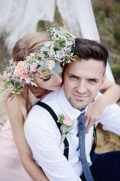 Monika & Michał RUSTYKALNA SESJA - Aga Bondyra Fotografia