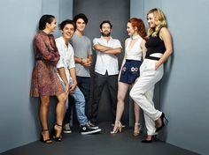 LPR + Camila Mendes, Cole Sprouse, K.J. Apa, Luke Perry + Madelaine Petsch