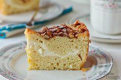 CREAM CHEESE Coffee Cake (great idea)
