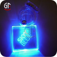 2014 Premium Gift Led Necklace Flashing, View Led Necklace Flashing, GF Product Details from Shenzhen Greatfavonian Electronic Co., Ltd. on goods-list.biz