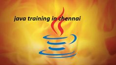 #java #javatraining #javatraininginchennai #besanttechnologies By learning this you can placed in mnc. In our institution we are providing the course with placement guidance. So join here and get placed. http://www.besanttechnologies.com/training-courses/java-training?utm_source=pinterest-sharing&utm_medium=pinterest&utm_campaign=logavani-mar-17