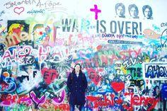 Praga - Republica Checa 2015 #praga #prague #praha #republicacheca #czechrepublic #českárepublika #europa #europe #eurotrip #trip #travel #traveler #traveling #travelblog #l4l #like4like #likeforlike #passionpassport #johnlennon #johnlennonwall #murodejohnlennon #beatles by gotouring