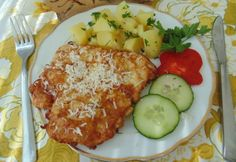 Shrimp Recipes Easy, Pork Recipes, Palermo, Lasagna, Italian Recipes, Bacon, Easy Meals, Food And Drink, Snacks