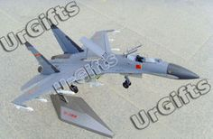 UrGifts --- Russia Air Force Combat Aircraft Alloy Model Su-27 Su-30 Flanker-C J-11BS Combat Aircraft Su27 Su30 NEW with a Box