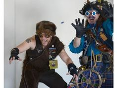 A steampunk paradise at Queen Mary - The Orange County Register