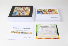 Personalisable Domino game Board Games, Cover, Pictures, Games, Cards, Tabletop Games, Table Games