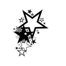Resultado de imagen de tatuajes estrellas