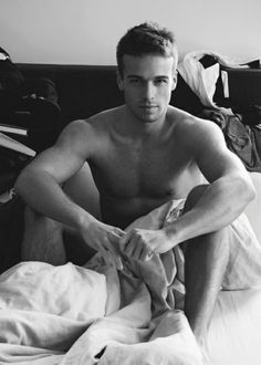 no idea who this is. but yum.