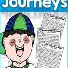 This packet contains a word search for each of the 30 lessons in the Houghton Mifflin Harcourt Journeys First Grade Reading Series.  It contains AL...