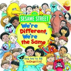 Dr Seuss's We're Different We're The Same