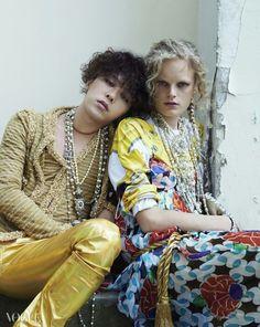 GD || Vogue photoshoot