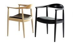 Ginosa Chair - dining room chair option - arms might get in the way?