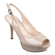 Nine West: Shoes > Platforms > Justsmile - peep toe pump