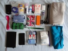 packing/traveling tips