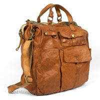 Leather Tote Bag, MOSCATI by Campomaggi | Marcopoloni