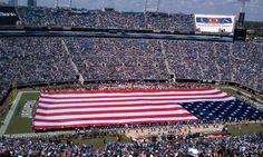 America & Football