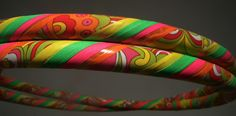 HiPPie ChicK Collapsible HULA HOOP. $26.95, via Etsy.